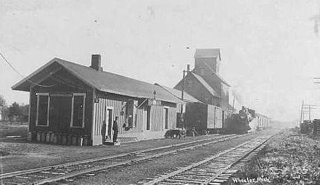 PM Wheeler MI Depot